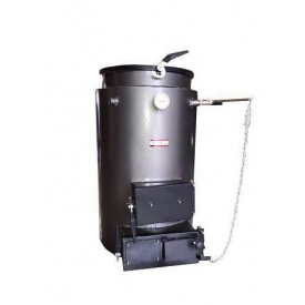 Шахтный котел длительного горения Холмова Синергия 10 кВт