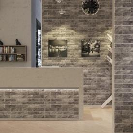 Плитка Golden Tile BrickStyle London Antacite 60х250 мм (30У020)
