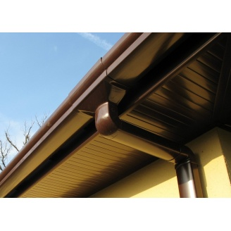 Стельова панель Nicoll BELRIV 30 см 4 м коричнева