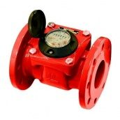 Счетчик горячей воды PoWoGaz MWN-130-40 турбинный DN40 200 мм