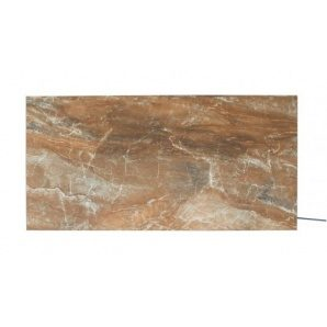 Керамічна панель TEPLOCERAMIC ТСМ-800 800 Вт 1200х600х17 мм мармур (12316)
