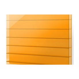 Сотовый поликарбонат Plazit Polygal 8 мм 2,1х12 м