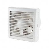 Осьовий віконний вентилятор VENTS ВВ 180 212 м3/ч 25 Вт