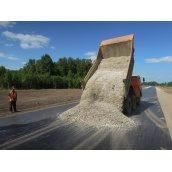 Щебеночно-песчаная смесь С7 фракция 0,05-40 мм