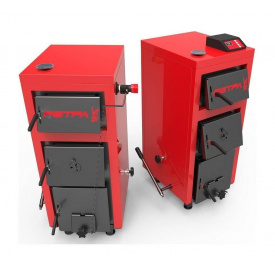 Котел твердотопливный Ретра-5М PLUS 32 кВт