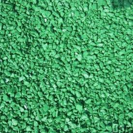 Декоративный щебень Topiar фракция 5-15 мм 25 кг ярко-зеленый