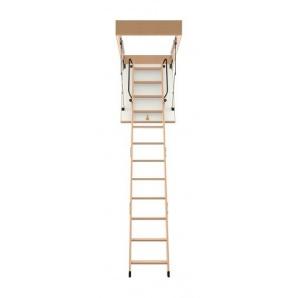 Горищні сходи Bukwood Luxe Mini 100х80 см