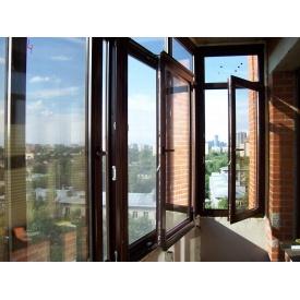 Алюминиевое окно SOLUR 70 910х1320 см
