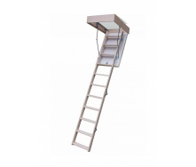 Чердачная лестница Bukwood Compact Long 120х90 см