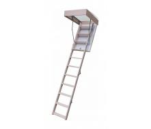 Чердачная лестница Bukwood Compact Mini 100х80 см