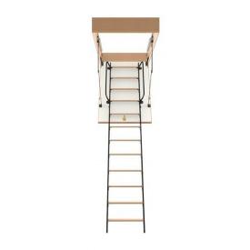 Горищні сходи Bukwood Luxe Metal Mini 80х60 см