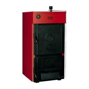 Твердопаливний котел RODA Вгеппег Classic ВС-10 46 кВт 440х935х1307 мм