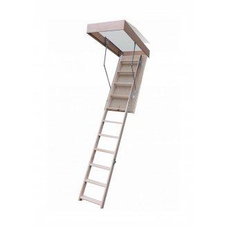 Чердачная лестница Bukwood ECO ST 130х80 см