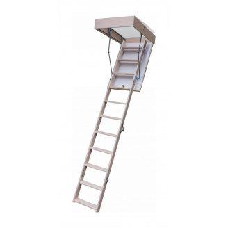 Чердачная лестница Bukwood Compact Mini 100х90 см