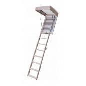 Чердачная лестница Bukwood Compact Mini 90х70 см