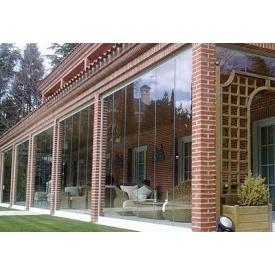 Панорамне скління терас