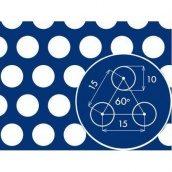 Лист Друшляк PC Rv10 15х1,5х1000х2000 мм