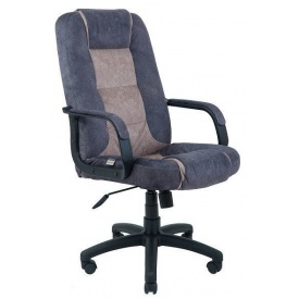 Офисное кресло Richman Челси 1070-1150х620х720 мм грей-какао