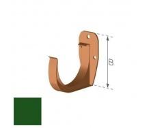 Держатель желоба Gamrat 125 мм зеленый