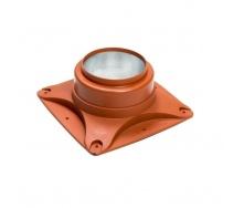 Підстава вентилятора VILPE E120 S 250х250 мм цегляна
