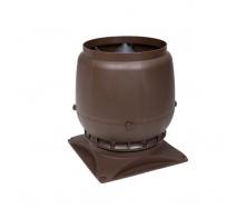 Вентиляционный выход VILPE S-200 200 мм коричневый