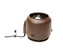 Вентилятор VILPE E120 S 125 мм коричневый