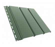Софит BRYZA гладкий 4000х305 мм зеленый