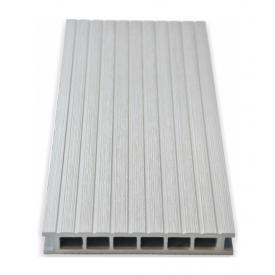 Террасная доска Gamrat брашированная 25х160х2400 мм серый