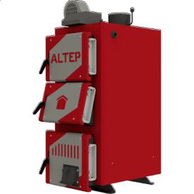 Котел на твердом топливе длительного горения Altep Classic Plus 20 кВт