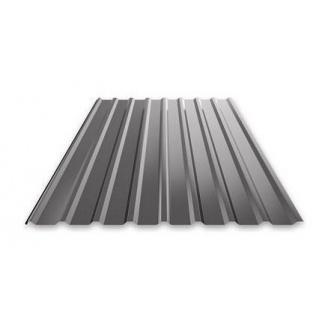 Профнастил Ruukki Т15 Pural Matt фасадний 13,5 мм чорний
