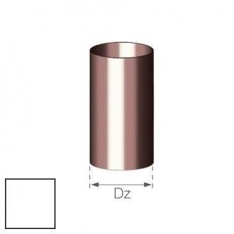 Труба Gamrat 110 мм 4 м белая
