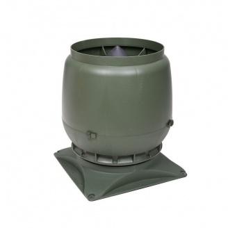 Вентиляционный выход VILPE S-200 200 мм зеленый