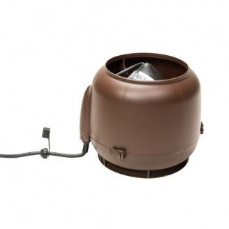 Вентилятор VILPE E120 S 125 мм коричневий