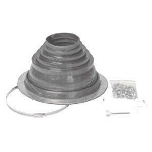 Уплотнитель комплект VILPE ROOFSEAL-3 110 мм серый