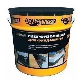 Мастика ТехноНИКОЛЬ AquaMast битумная УКР 18 кг