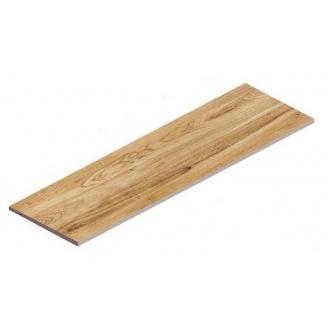 Керамогранітна плитка для підлоги Cerrad York Honey 600x175x9 мм