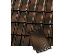 Черепица керамическая Roben Piemont 472х290 мм осенний лист