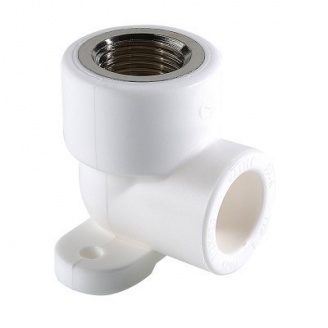 Водорозетка полипропиленовая Valtec 20х1/2 мм