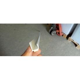 Профиль примыкания торцовочный J-тип на самоклеющейся основе 12,5 мм