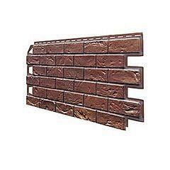 Пластиковые фасадные панели и плиты