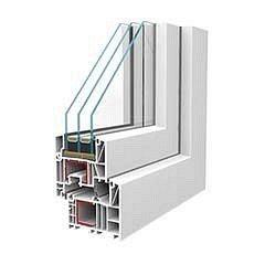 Окна металлопластиковые (ПВХ)