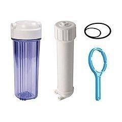 Комплектующие и аксессуары для фильтров воды