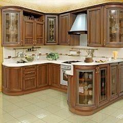П-образные кухонные гарнитуры