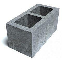 Будівельні бетонні блоки стінові