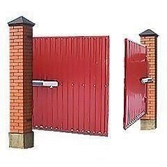 Ворота та огорожі