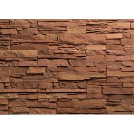 Плитка бетонна Einhorn під декоративний камінь Ельбрус 17 300x100x25 мм