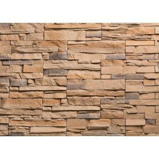 Плитка бетонная Einhorn под декоративный камень Эльбрус 106 300x100x25 мм