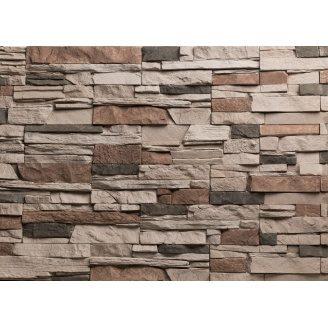 Плитка бетонна Einhorn під декоративний камінь Ельбрус 110 300x100x25 мм