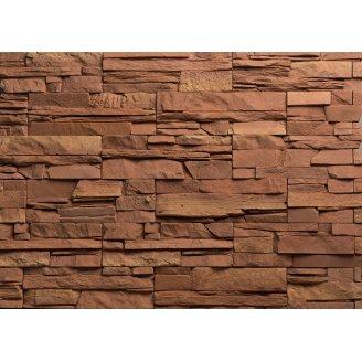 Плитка бетонная Einhorn под декоративный камень Эльбрус 17 300x100x25 мм