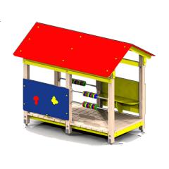 Дитячі Будиночки і Павільйони